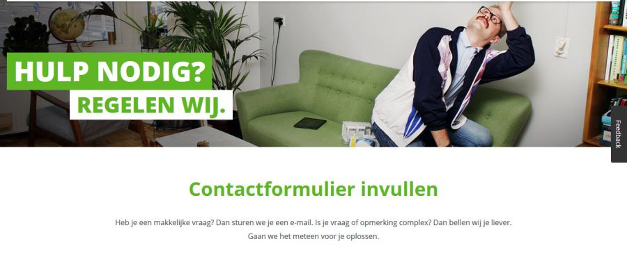 Klik hier voor contact met Energie Direct via Twitter.
